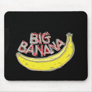 Big banana. mouse pad