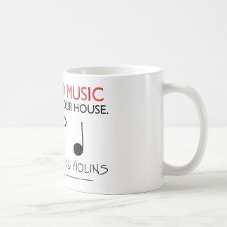 Big Band Music Coffee Mug
