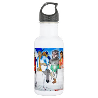 Big Band Music Stainless Steel Water Bottle
