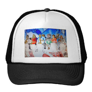 Big Band Music Trucker Hat