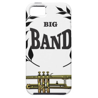 big band trumpet iPhone SE/5/5s case