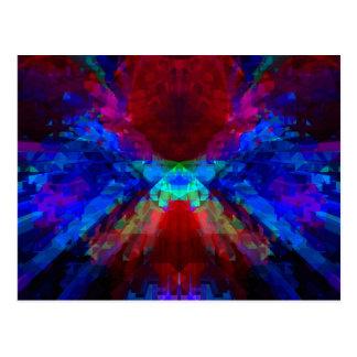 Big Bang 5 Postcard
