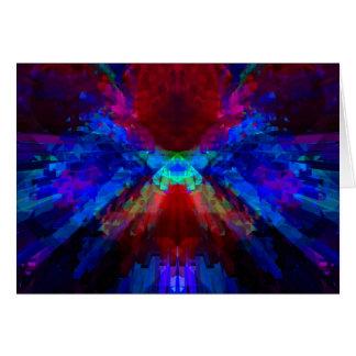 Big Bang 5 Tarjeta De Felicitación