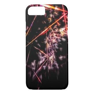 Big Bang Abstract Fractal iPhone 7 Case