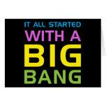 Big Bang Card