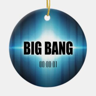 Big Bang Ceramic Ornament