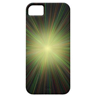 Big Bang, conceptual computer artwork. 2 iPhone SE/5/5s Case
