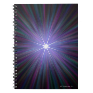 Big Bang, conceptual computer artwork. 2 Journal