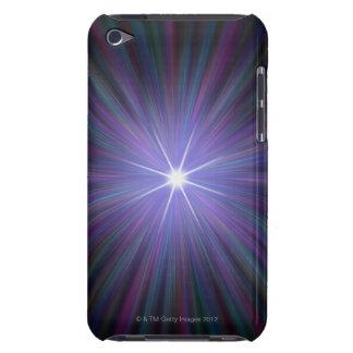 Big Bang, conceptual computer artwork. iPod Touch Cover