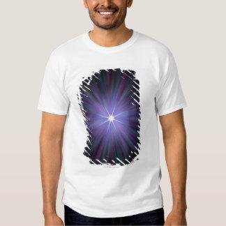 Big Bang, conceptual computer artwork. Shirt