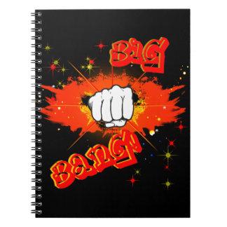 ¡Big Bang! Cuaderno