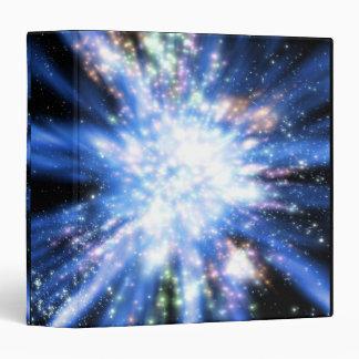 """Big Bang del espacio exterior Carpeta 1 1/2"""""""