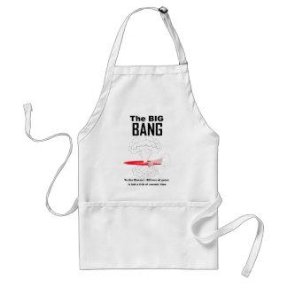 Big Bang Delantal