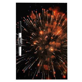 Big Bang Dry Erase Board