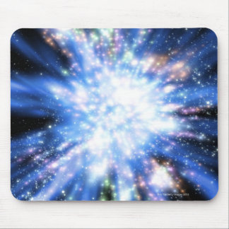 Big Bang from Outer Space Mouse Pad