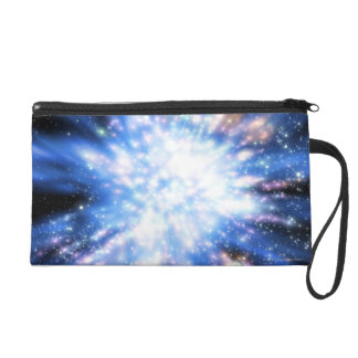 Big Bang from Outer Space Wristlet