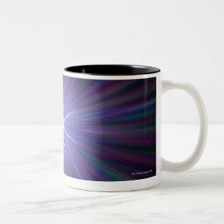 Big Bang, ilustraciones conceptuales del ordenador Taza De Café