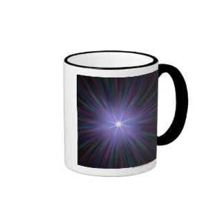 Big Bang, ilustraciones conceptuales del ordenador Tazas De Café