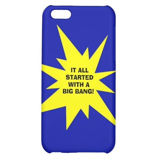 Big Bang iPhone 5C Cases