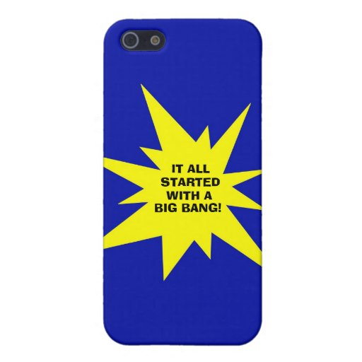 Big Bang Case For iPhone 5