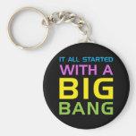 Big Bang Key Chain