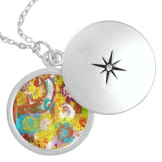 Big Bang Locket Necklace