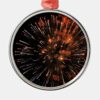 Big Bang Metal Ornament