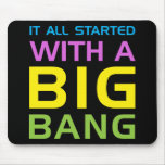 Big Bang Mouse Pads