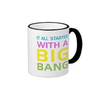 Big Bang Coffee Mugs
