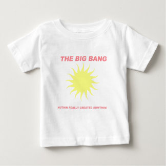 ¡Big Bang Nuthin creó realmente Sumthin! Playera
