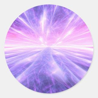 Big Bang Pegatina Redonda