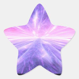 Big Bang Pegatina En Forma De Estrella