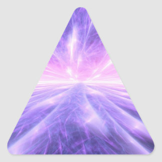 Big Bang Pegatina Triangular