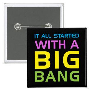 Big Bang Pin Cuadrado