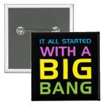 Big Bang Pinback Buttons