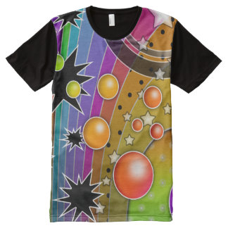 BIG BANG POP ART All-Over-Print SHIRT