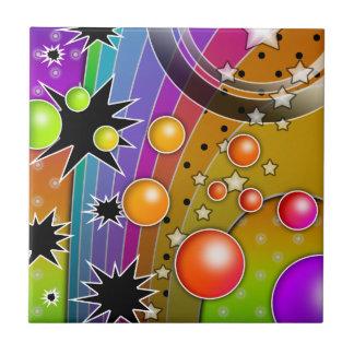 Big Bang Rainbow Tile