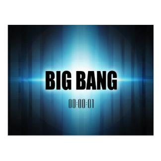 Big Bang Tarjeta Postal