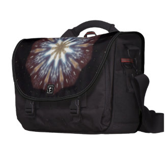 Big Bang Theory Kaleidoscope Messenger Bag Commuter Bag