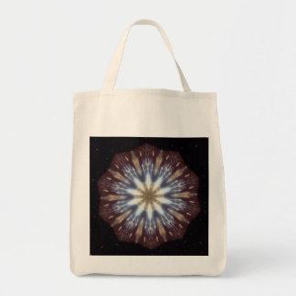 Big Bang Theory Kaleidoscope Reusable Canvas Bag