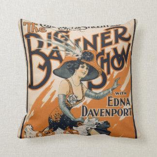 Big Banner Pillow