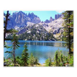 Big Baron Lake, Idaho #2077abc Photo Print