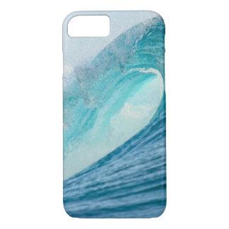 Big barrel wave iPhone 7 case