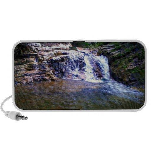 Big Basin Waterfall Portable Speaker