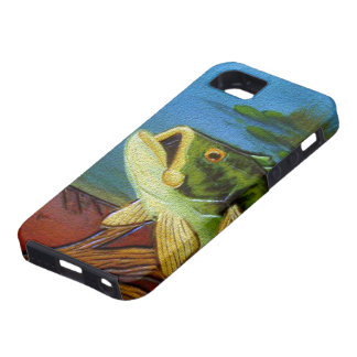 Big Bass iPhone 5 Cover