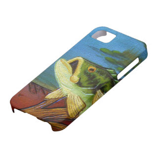 Big Bass iPhone 5 Covers