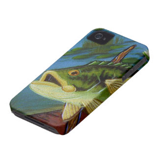 Big Bass iPhone 4 Cover