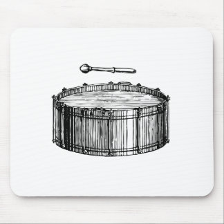 Big Bass Drum Mouse Pad