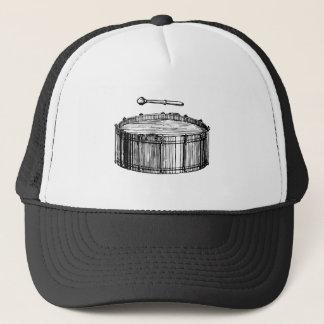 Big Bass Drum Trucker Hat