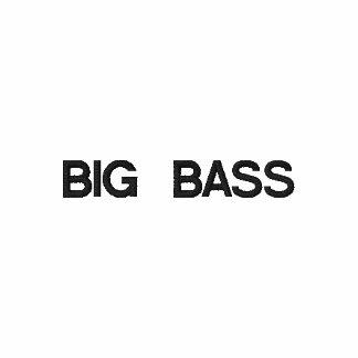 BIG BASS FISHING POLO